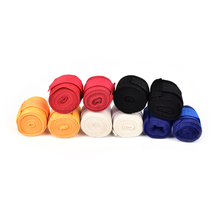 1 Pair 2.5m Boxing Bandage Handwrap Punching Hand Wrap Boxing Sparring Gloves Tape Muay Thai Taekwondo Box Accessories(China)