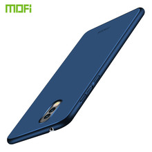 For Nokia 8 Case MOFi Luxury Phone Shell Hard PC Protective Back Cover Case for Nokia 8 Cover Phone Cases for Nokia8 Funda Coque(China)