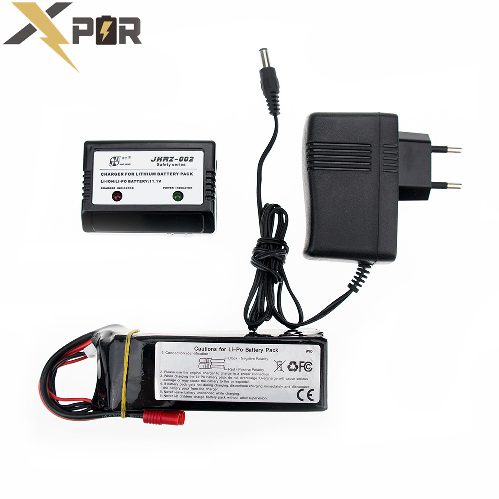 Top Batteria 11.1 V 5200 Mah 3S 15C Lithium Battery With Charger For Walkera QR X350 PRO RC Drone Quadcopter Elicottero Bateria<br><br>Aliexpress