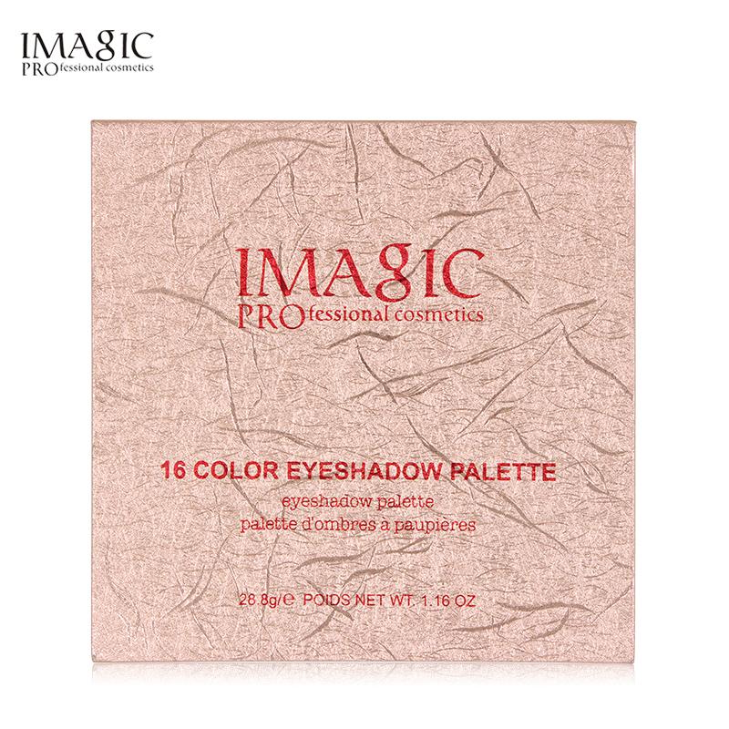 IMAGIC Nouvelle Arrivée Charme 16 Couleur Palette Make up Poudre 11