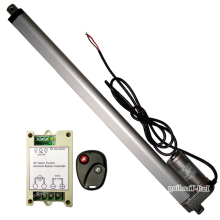 "Set of 450mm 18"" Linear Actuator &Positive Inversion Controller &Remote Control -1500N=150KG 330lbs Max Lift 12V Electric Motor"