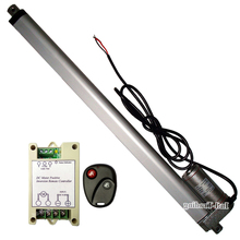 "Set of 450mm 18"" Linear Actuator &Positive Inversion Controller &Remote Control -1500N=150KG 330lbs Max Lift 12V Electric Motor(China)"