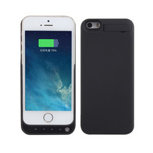 4200mAh batttery Case Charging for Apple iphone 5 5s External Rechargeable Battery Charger Case Power Bank For iphone 5 5s