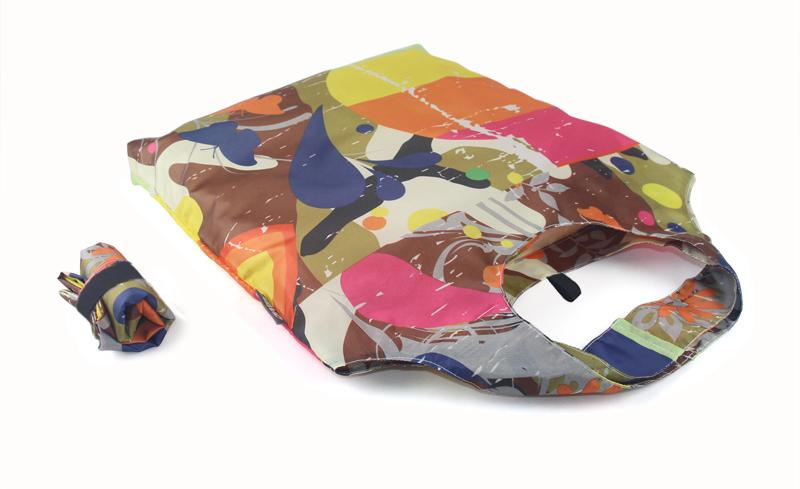 NAVO Eco Shopping Bags Foldable Reusable Grocery Bags Polyester Folding Shopping Bag Tote Bolsas De La Compra Reutilizables