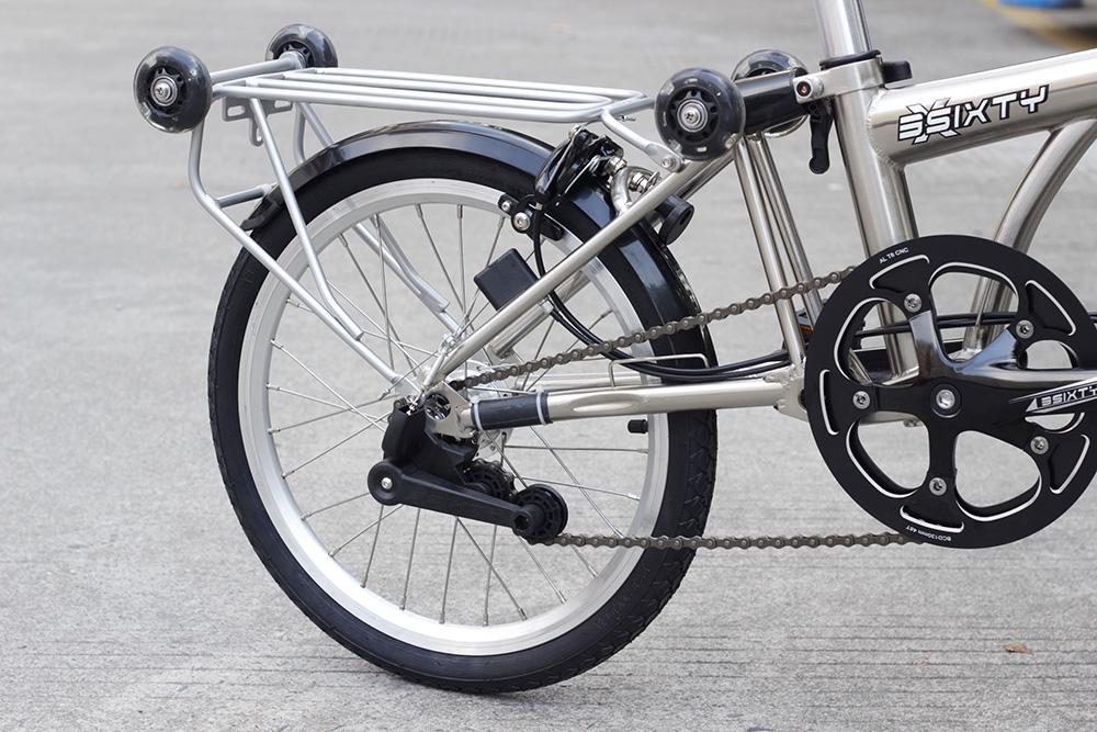 3sixty folding bike brompton 0