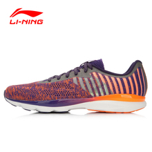 Li-Ning Men's Superlight XIII Running Shoes Cushioning Breathable Training 3M Reflective Sneakers Sport Shoes ARBL015 XYP397(China)
