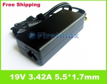 19V 3.42A 5.5*1.7mm ac adapter for Acer Laptop Charger Aspire 3680 4520 5100 5315 5515 5520 5532 5720 power supply