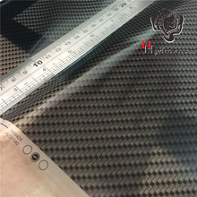 High quality carbon fiber Aqua print film water transfer printing film hydrographic film sample,50cmx2m  HFP057