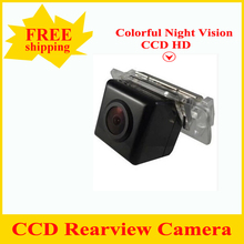 Factory price car rear view camera for camry toyota 2007/2008 CCD night vision 170 Degree wide viewing angle Waterproof(China)