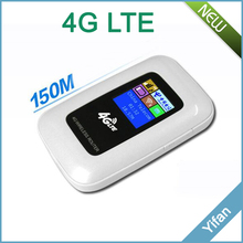 free shipping! Ulocked Wireless FDD TDD 150M LTE Pocket Mini Mobile Hotspot Portable LTE 4G Car Mifi router