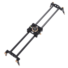 DHL or EMS 80cm 6 Bearings Carbon Fiber DSLR Camera DV Slider Track Video Stabilizer Rail Track Slider For DSLR Camcorder