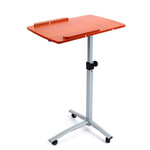 Adjustable Portable Height Notebook Desk Over Bed Sofa Work Computer Table Stand Convenient Office Laptop Desk