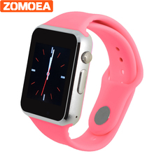 Smart Watch A1 With Sim Card Camera Bluetooth Smartwatch For Android huawei smartphone Whatsapp Russian clock For Xiaomi camera