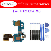 New Main Board Power On Off Motherboard Connector Flex Cable For HTC One M8 831C