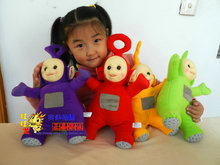 Movie & TV Teletubbies Children Toys Stuffed plush about 30CM plush doll great gift w590(China)