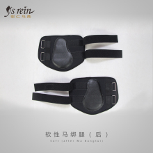 Soft horse leggings (after) horse riding equipment Leggings equestrian Hoof Care(China)