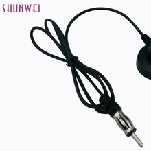 New Arrival Car Accessory Roof Radio FM AM Signal Booster Antenna M20(China)