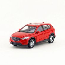 Kinsmart 1pc 11.5cm Mazda CX-5 alloy car model 1:36 boy toys gift(China)