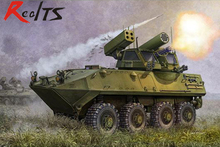 RealTS trumpeter 1/35 USMC LAV-AD Light Armored Vehicle-Air Defense 00393 E2