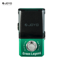JOYO JF-319 IRONMAN Series Electric Guitar Mini Effect PedalGreen Legent Classic TS Overdrive