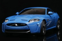 Diecast Car Model AUTOART 1:18 Jaguar XKR-S (Blue) + SMALL GIFT!!!!!!!!!