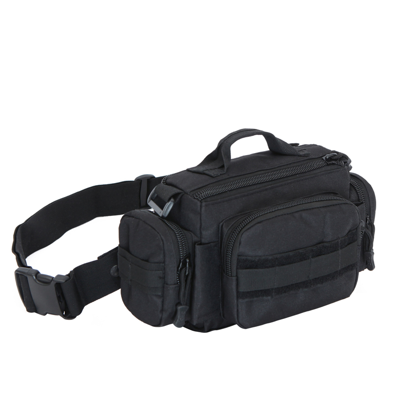 Multi-purpose Waist packs Nylon Camo MOLLE Outdoor SLR camera bag Tactical Shoulder bag Climbing Travel Camping Hunting Cycling<br><br>Aliexpress