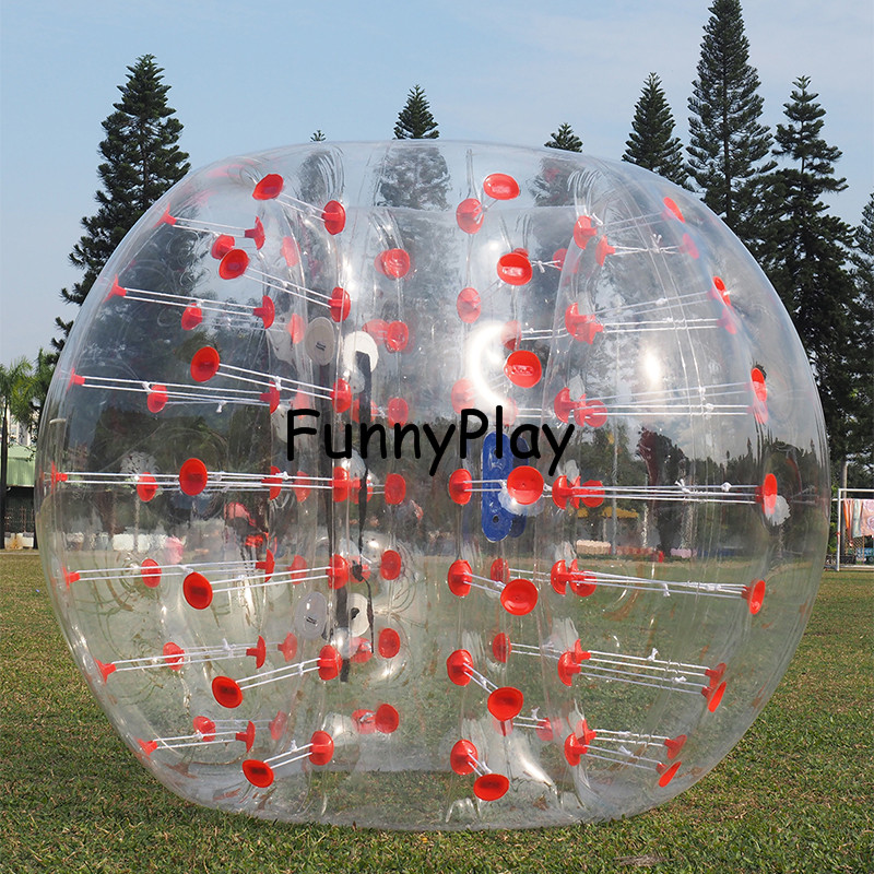 Air Bubble Soccer2