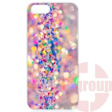 Print Cover Case silver pink glitter For Motorola Moto X Play X2 G G2 G3 G4 Plus E 2nd 3rd gen Razr D1 D3 Z Force