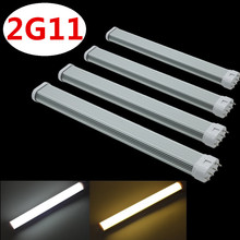 20pcs SMD2835 12W 15W 18W 25W LED 2G11 LED Tube Light------Limited Time Offer(China)