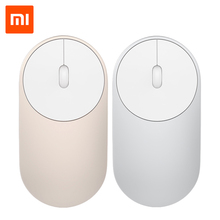 Original Xiaomi Mouse XMSB01MW Portable Wireless In Stock Mi Optical Bluetooth 4.0 RF 2.4GHz Dual Mode Connect Mi Mouse(China)