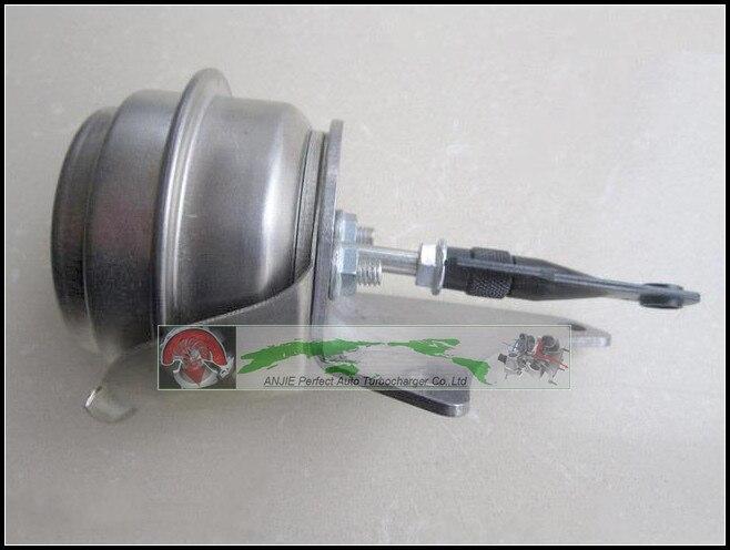 Turbo Wastegate Actuator GT1749 713672 713672-5005S 713672-0004 For Audi A3 Leon VW Golf AHF ALH AJM AUY 1.9L TDI Turbocharger<br>