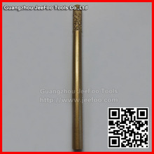 A18-6*6*20 Precision Granite Engraving Bits/ CNC stone brazing carving tool router bits for marble sandstone