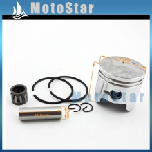 2 Stroke 47cc 40mm Piston 10mm Pin For Engine Chinese Pocket Dirt Bike Mini Kids ATV Quad  Minimoto 4 Wheeler Baby Crosser