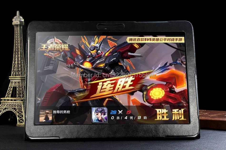 Week's Android Tablet Octa 26