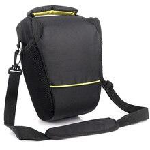 Waterproof DSLR Camera Bag Shoulder Case Photo Bag Canon Camera Nikon Sony FujiFilm Olympus Panasonic DSLR Cameras Lens Case