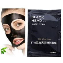 Beauty Care Face Care Nose Herbal Blackhead Remover Mask Face Pore Strip Facial Minerals Nose Black Head Cleaner 1795(China)