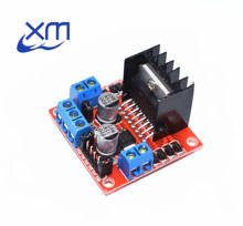 Special promotions 10pcs/lot L298N motor driver board module for arduino stepper motor smart car robot