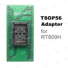 Free shipping TSOP56 Opentop Programming Socket 0.5 TSOP56-DIP56 IC Test Socket Flash Burn in Socket Adapter Top Quality(China)