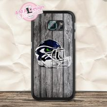 Seattle Seahawks Helmet Football Case For Galaxy S8 S7 S6 Edge Plus S5 S4 active mini Note 5 4 Core Prime Ace Win(China)