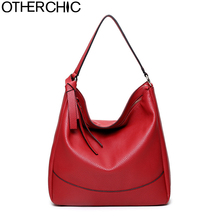 Retro Vintage Women's Soft Leather Handbag Tote Trendy Shoulder Bags Big Women Bag Zipper Girl Hobos Bags Bolsa Feminina 6N06-13