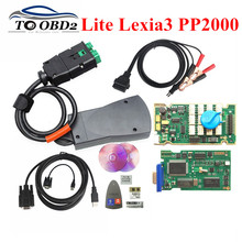 Newest Lite Version Firmware 921815C Lexia3 Diagbox V7.83 For Citroen/Peugeot Auto Diagnosis Scanner Lexia 3 V48 PP2000 V25
