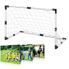 1.8M*1.2M Football Soccer Goal Post Net for Football Soccer ball Sport Training Practise Outdoor Sports futbol Tool