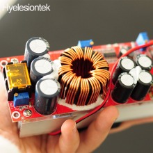 Boost-Converter Power-Supply Adjustable-Module Voltage 10v-60v-To-12v-90v-Regulator 1800W