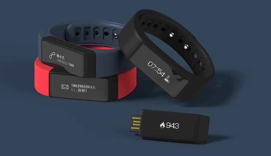 Original iwown I5 Plus Smart Bracelet Bluetooth Activity Wristband Fitness Sleep Tracker Reminder Passmeter Sports Watch 16