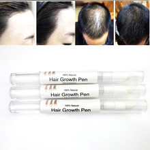 New! High effective faster Grow 5% mi man and women Hair Growth Alopecia Bald cure Products Stop Hair Loss care tool pen(China)