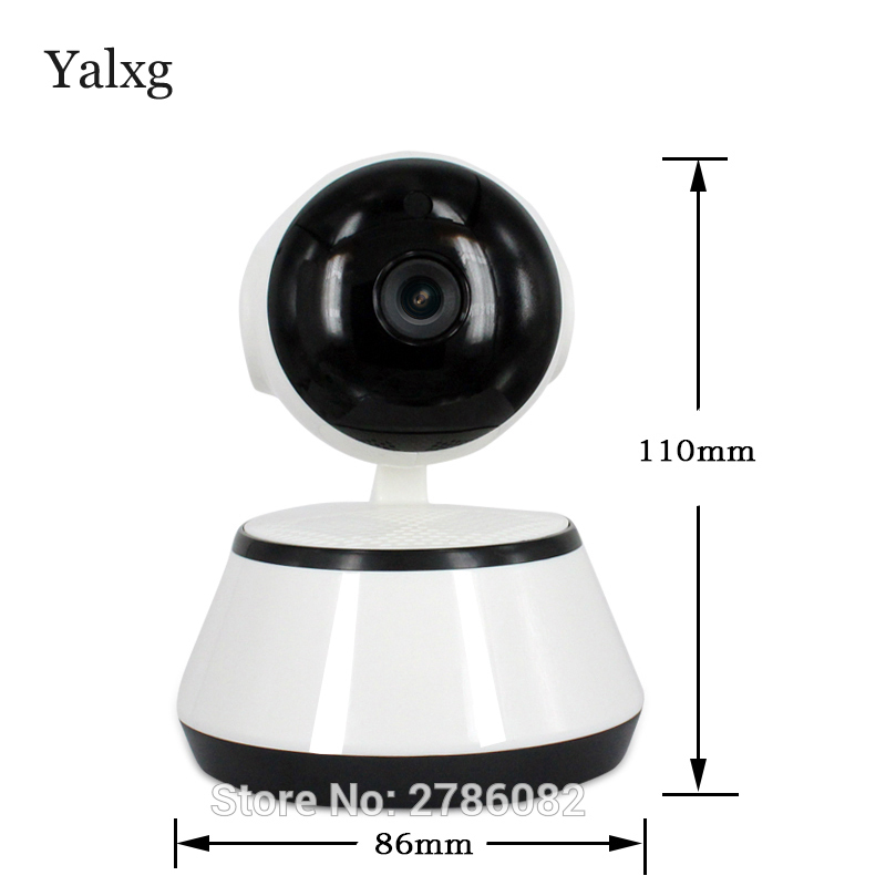 Yalxg HD Wifi Mini Ip 960P Security Home p2p network Camera Smart Baby Monitor Two Way Audio Support IOS/Android<br>