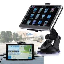 "Hot-sale 5"" inch touch screen Car GPS Navigator System 128M/4G+ Free latest maps"