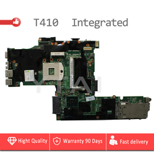 Buy YTAI T410 mainboard Lenovo T410 laptop motherboard Integrated graphics card 04W0503 PGA989 QM57 DDR3 mainboard fully tested for $40.00 in AliExpress store