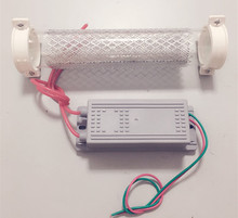 High Quality 5g Ozone Generator Ozone Tube 5g/h 220-240V for DIY WATER Plant Purifier(China)