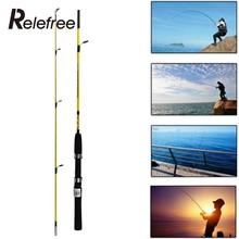 1.2M Fishing Ice Rod Telescopic Pen Spinning Casting hard travel Portable Feeder Sea Fish Lure Tackle Pole Color Random(China)